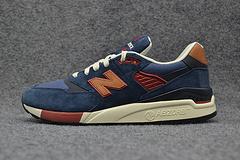 New Balance/新百伦NB美产深蓝黄M998DSA 36-44