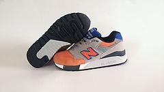 猪巴戈NB998橙色/灰色/蓝色 CHB36-44