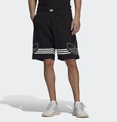 DU8135男款短裤XSXL65