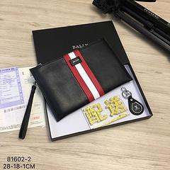 BALLY巴利816022最新款式男士手抓包