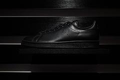 AdidasStanSmith史密斯板鞋原装公司级采用头层皮真标原盒正确鞋楦弧度完美细节无限接近正品内置纯原裁片正确中底锁线专卖店实体精选
