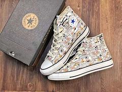 ConverseAllStar匡威米老鼠东京大阪限定帆布鞋Size3544含半码9