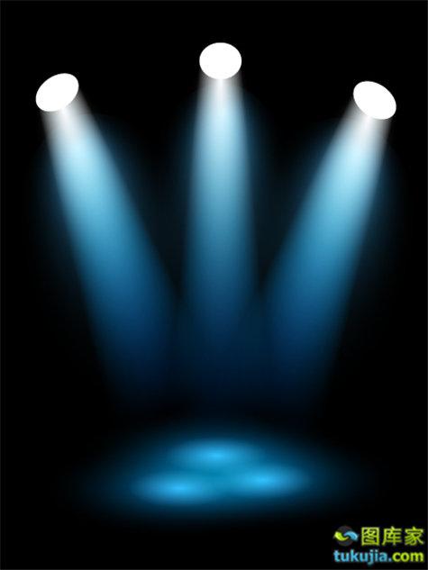 灯光 聚光灯 舞台 舞台灯光 灯光效果 演出舞台 矢量230