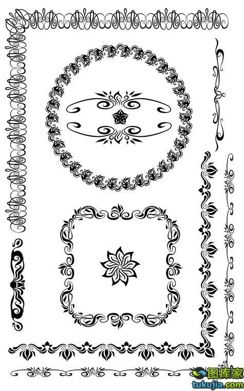 花纹背景 花纹图案 花纹设计 抽象花纹 图标 背景图案 矢量313