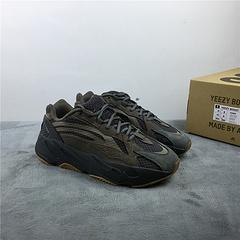 椰子 700 侃爷 灰棕色 跑鞋 3M反光 Ge't 毒版 36-45 Adidas Yeezy Boost 700 Inertia 货号:EG6860