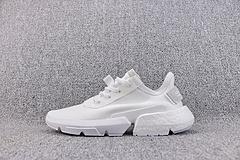 220 Adidas Originals POD-S3.1 B37452 阿迪达斯鱼鳞爆米花网面透气跑鞋 男女鞋 36-44