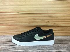 160 NIKE Wmns Blazer Low AV9371 001 亚博集团 开拓者果冻 运动休闲板鞋 公司级 男女鞋36-44