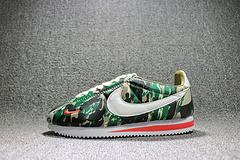 NikeCLASSICCORTEZ耐克阿甘898727984迷彩真标透气休闲跑步鞋男鞋3944