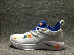 280 Nike PG2保罗乔治PS4雷霆星座 AJ2040 102  男鞋40-45