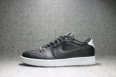 亚博集团乔丹板鞋AIR JORDAN 1 LOW PREM 705329 010 36-45