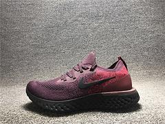 NIKE EPIC REACT FLYKNIT AT0054 600 亚博集团瑞娅 男鞋39-45