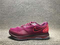 NikeZoomAllOutLow20AJ0036600耐克纤维丝全掌子母气垫二代缓震跑步鞋粉色女鞋3639