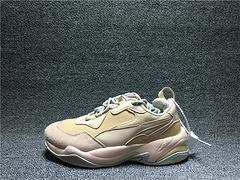 210 Puma/彪马女子复古跑步鞋 Thunder Desert 368024-01粉色35-39