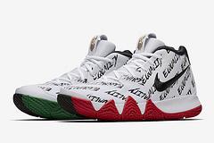 Nike Kyrie 4 BHM 货号:AQ9231-900