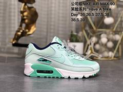 """公司级NIKE AIR MAX 90 笑脸系列 """"Have A Nike Day"""",36 36.5 37.5 38 38.5 39"""