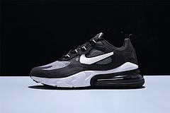 AO4971-001 Nike Max 270 React 混合科技 半掌气垫跑步鞋36-45