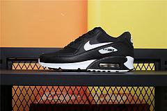 325213-060   Nike Air Max 90 Essential 复古休闲半气垫运动跑步鞋 深蓝白红 男鞋39-44