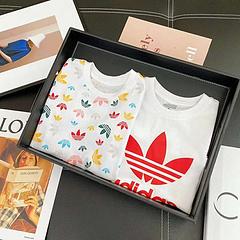 P60100140尺码组合两件装T恤礼盒装搭配好的不可自己搭配的