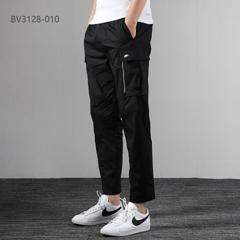 BV3128 黑色男士梭织长裤 S-XXL 95