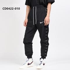 CD0422黑色 男士梭织长裤 S-XXL 105