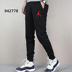 942778黑色 男士加绒长裤 S-XXL 80