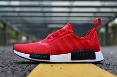 Adidas Original running shoes NMD 36-45 big red