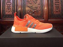 Adidas Original NMD_R1 Golden Red Sequins 36-40