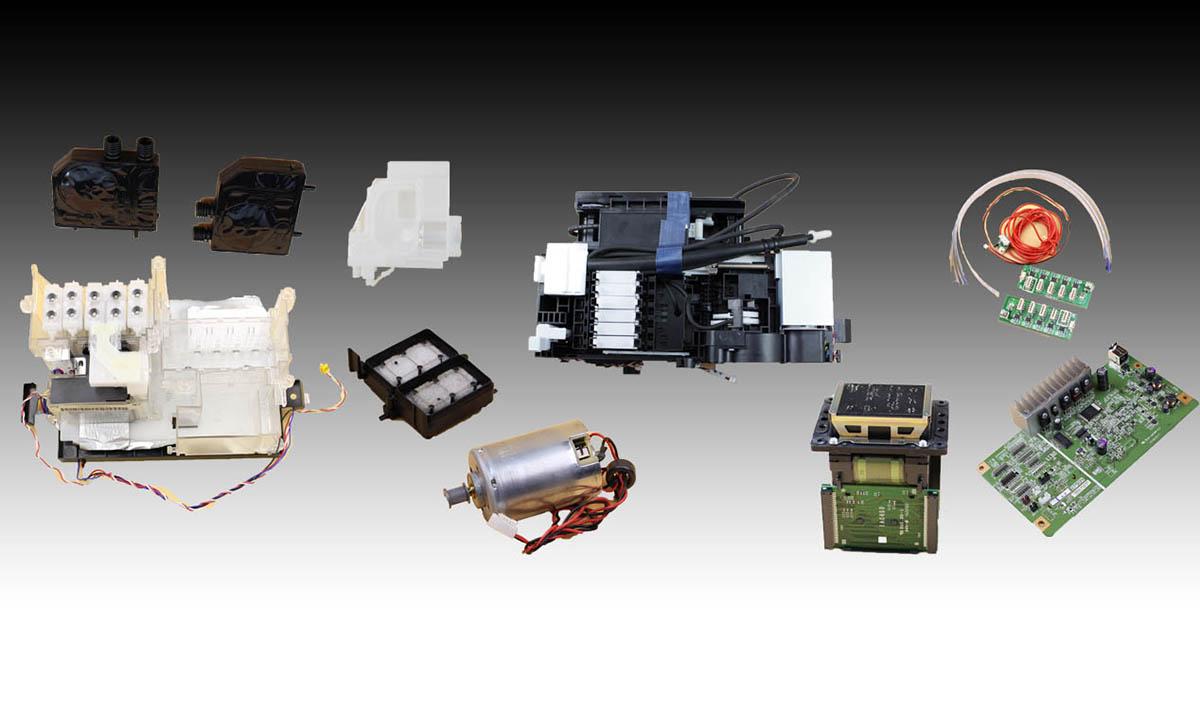 Epson Surecolor spare parts