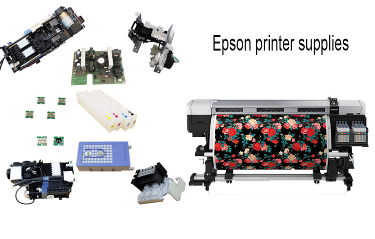 Epson color printer -adsignmark