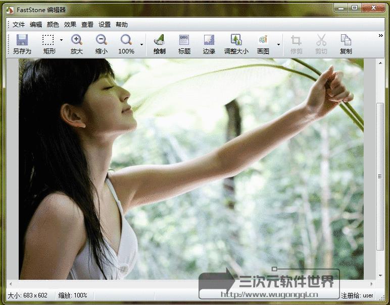 FastStone Capture 7.9 汉化绿色版