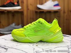 公司级 Air M2K Tekno跑鞋复古老爹鞋运动男女鞋跑步鞋CI5749 荧光绿橘色 紫色尺码36 36.5 37.5 38 38.5 39 40 40.5 41 42 42.5 43 44