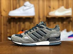 真标阿迪达斯adidasOriginals三叶草ZX750陈冠希示范运动鞋D66229藏青蓝男鞋40405415424254344申请批量下载