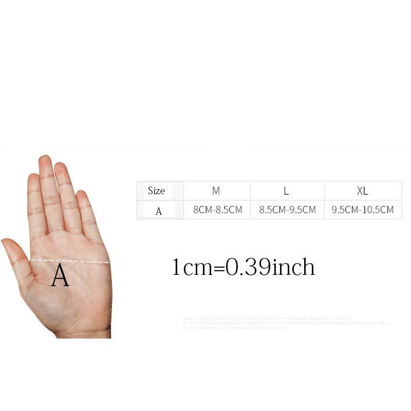 Фритюрница MILE Мотоперчатки с покрытием для сенсорных экранов (Фото 2)