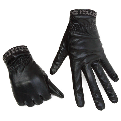 Фритюрница MILE Зимние кожаные перчатки (Фото 1)