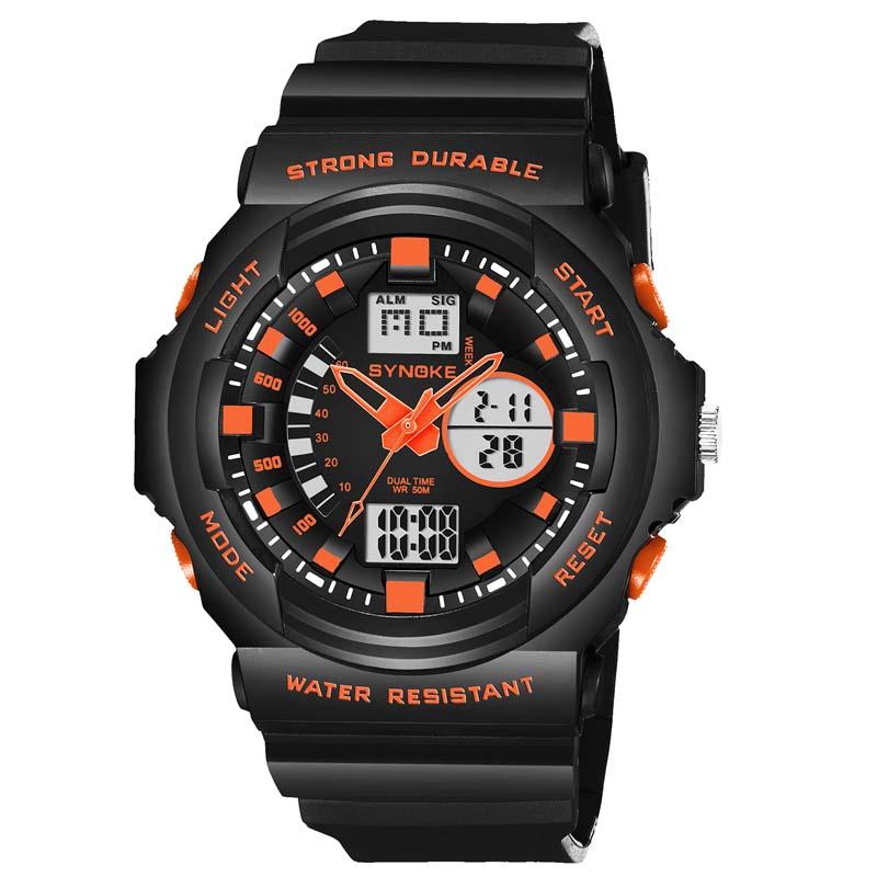 Фритюрница MILE Мужские спортивные часы (Фото 4)