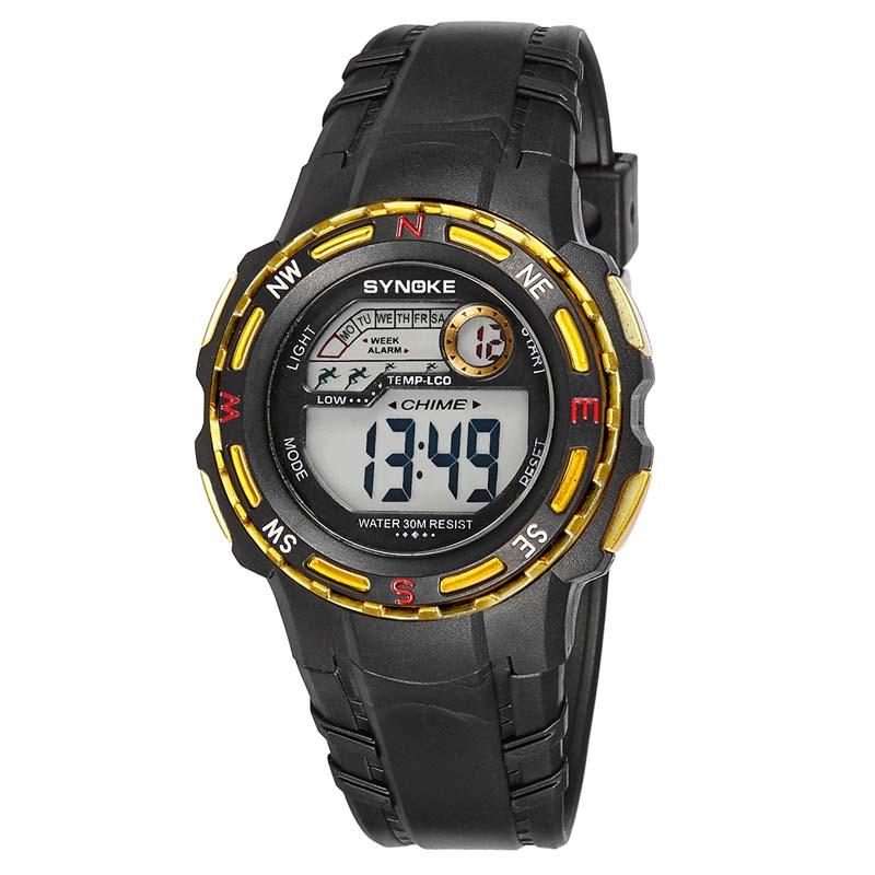 Фритюрница MILE Детские водонепроницаемые наручные часы (Фото 2)