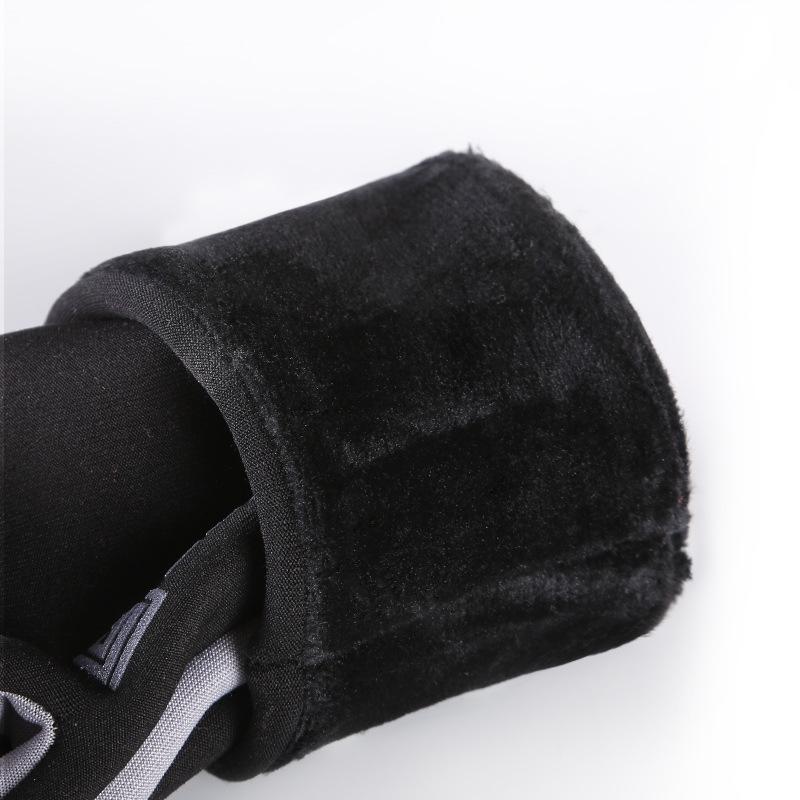Фритюрница MILE Ветрозащитные спортивные перчатки из флиса (Фото 3)