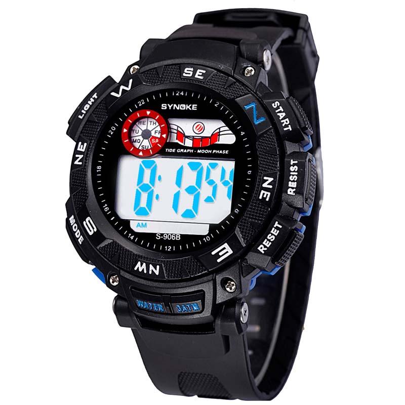 Фритюрница MILE Мужские спортивные наручные часы (Фото 1)