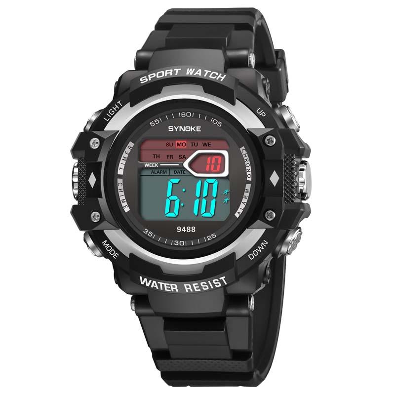 MILE Подростковые водонепроницаемые наручные часы