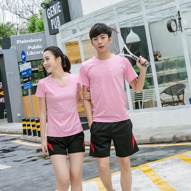 Фритюрница MILE Летняя спортивная футболка для мужчин и женщин (Фото 3)