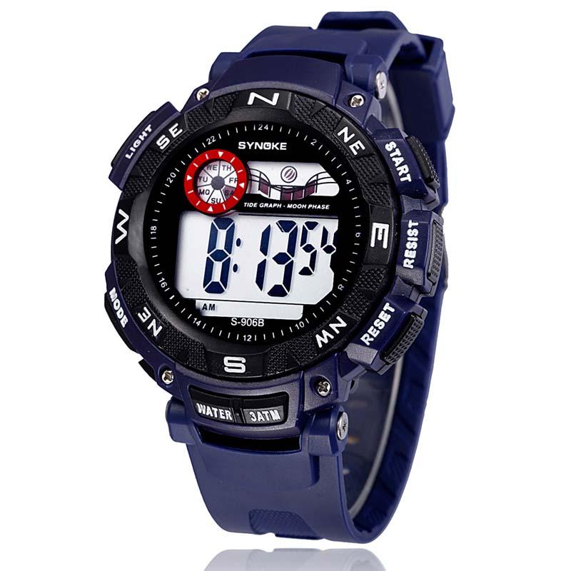 Фритюрница MILE Мужские спортивные наручные часы (Фото 4)