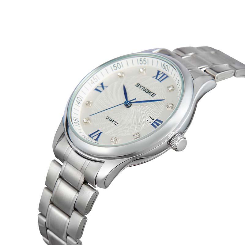 Фритюрница MILE Мужские водонепроницаемые наручные часы (Фото 4)