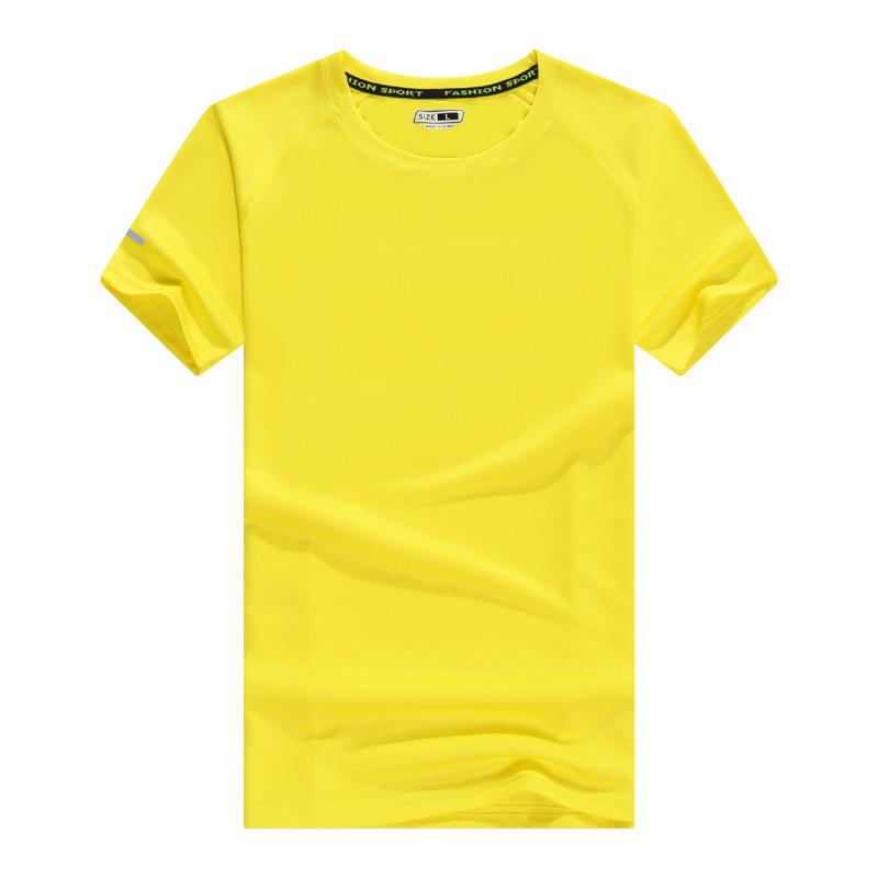 Фритюрница MILE Спортивная дышащая футболка для мужчин и женщин (Фото 4)