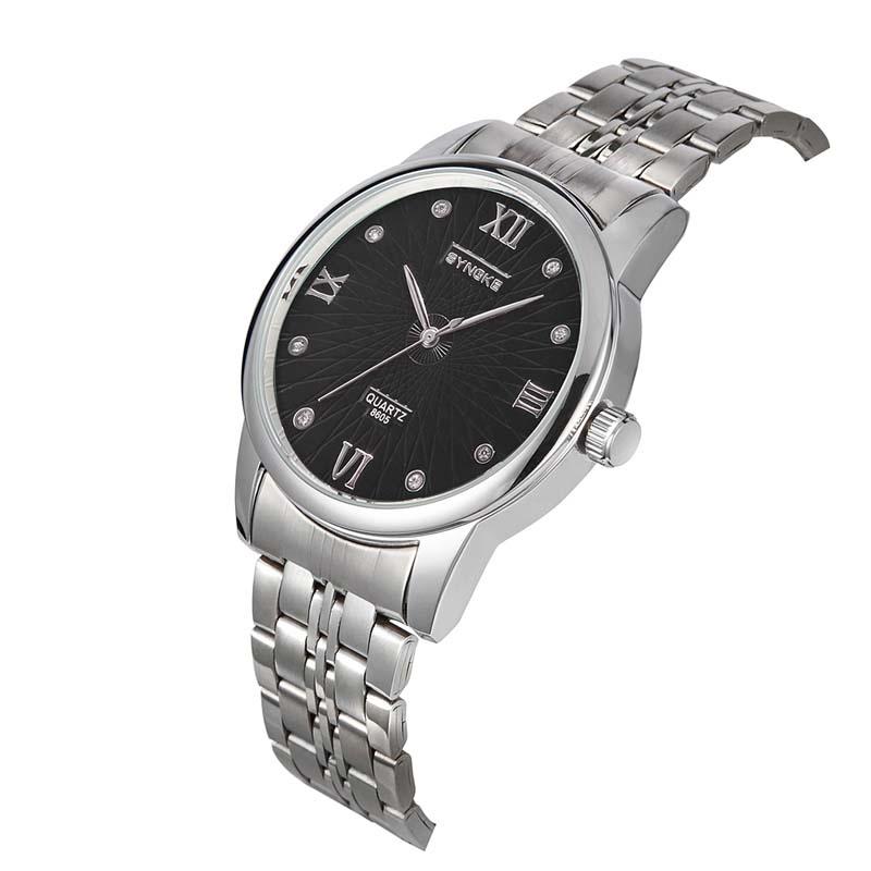 MILE Водонепроницаемые кварцевые мужские часы