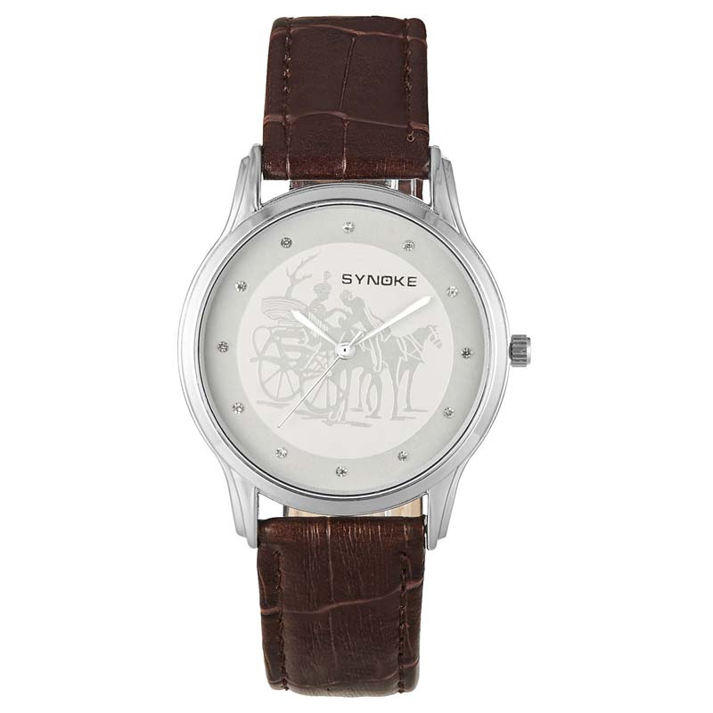 Фритюрница MILE Мужские кварцевые наручные часы (Фото 2)