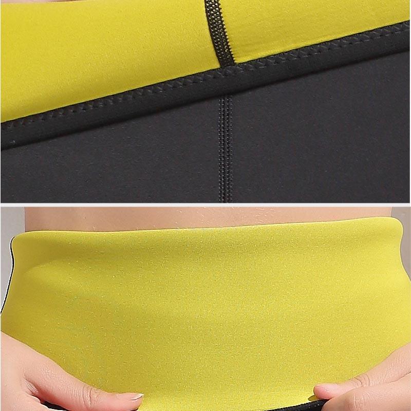 Фритюрница MILE Спортивный пояс для похудения живота Body Shaper (2 мм) (Фото 4)