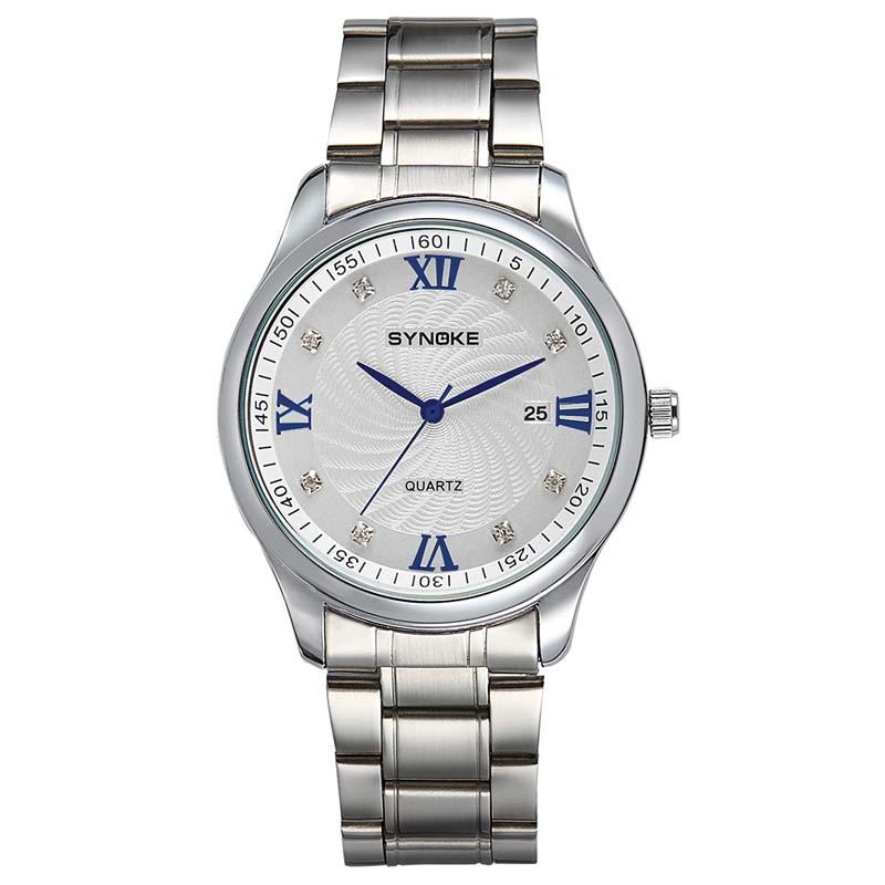 Фритюрница MILE Мужские водонепроницаемые наручные часы (Фото 6)