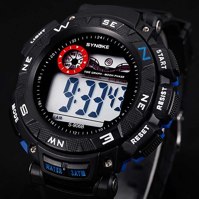 Фритюрница MILE Мужские спортивные наручные часы (Фото 6)