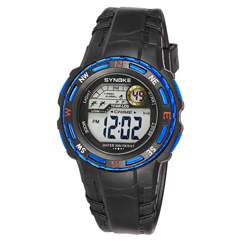 Фритюрница MILE Детские водонепроницаемые наручные часы (Фото 5)