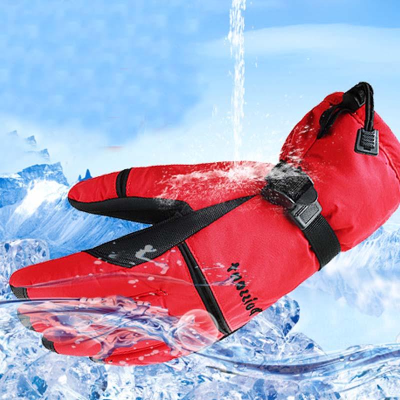 Фритюрница MILE Износостойкие противоскользящие ветрозащитные перчатки (Фото 5)